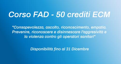 Corso FAD 50 ECM