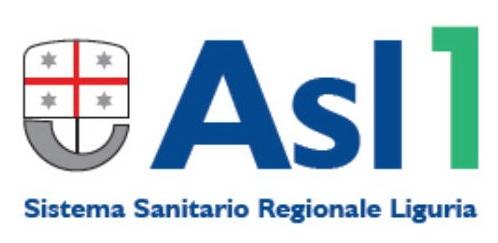 Asl1 Regione Liguria