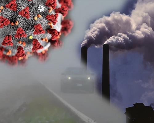 Nebbia e inquinamento