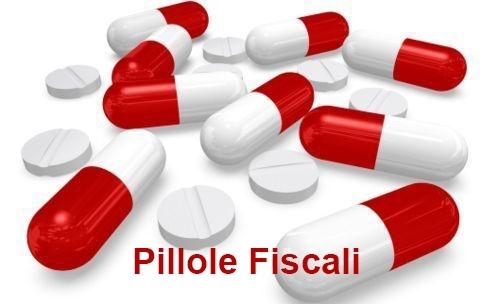 Pillole fiscali